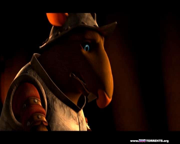 Приключения мышонка | DVD5 R5 | Лицензия