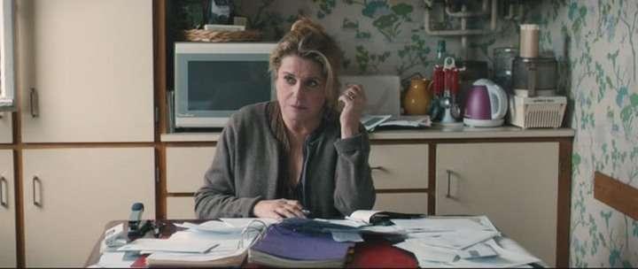 Женщина во дворе | DVDRip | P