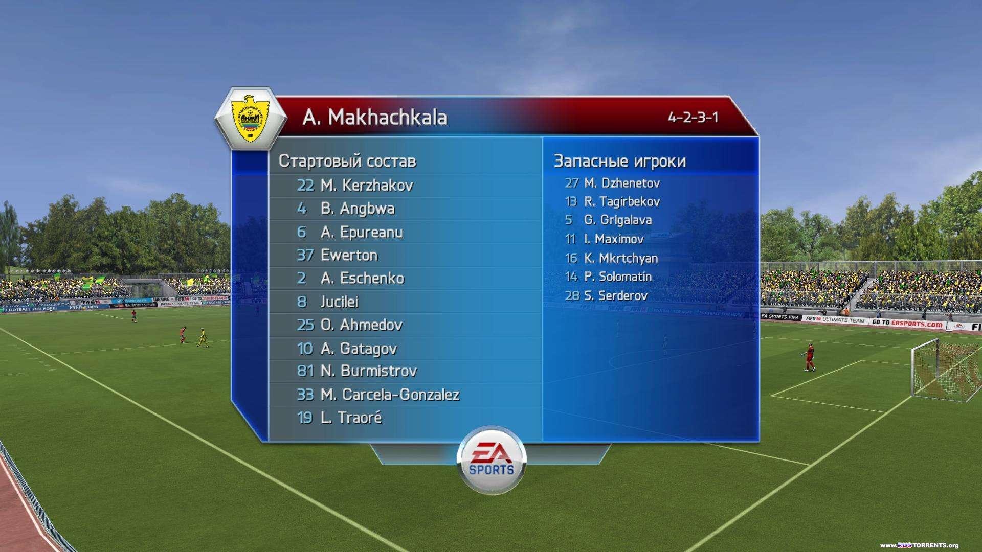 FIFA 14 | [v 1.2.0.0] RePack от Black Beard