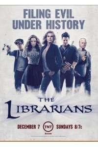 Библиотекари [01 сезон: 01-10 серии из 10] | WEB-DLRip | BaibaKo