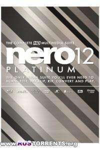 Nero 12 Multimedia Suite Platinum HD v12.5.01900 (2013/ML/RUS)