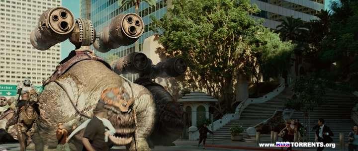 Война динозавров | BDRip