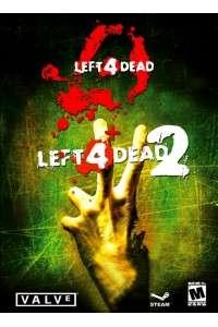 Left 4 Dead - Дилогия   PC   RePack by Mizantrop1337
