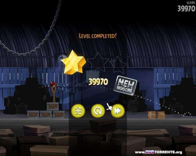 Angry Birds Rio  v1.1.0