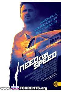 Need for Speed: Жажда скорости | BDRip 720p | Лицензия