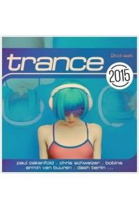 VA - Trance 2015 (2 CD Mixed + Cue) | MP3
