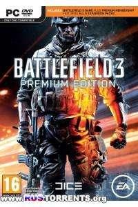 Battlefield 3.Premium Edition [v.1.0u7 + 11 DLC] | RePack от Fenixx