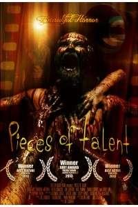Шедевры ужаса/ Частицы таланта | DVDRip | L2