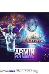 Armin van Buuren - Live @ Ultra Music Festival, Croatia (Ultra Europe 2014) | HDRip 720