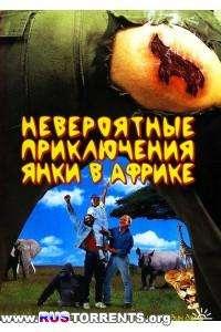 Невероятные приключения янки в Африке | DVDRip
