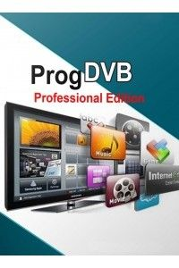 ProgDVB 7.09 Professional Edition