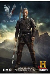 Викинги [03 сезон: 01-10 серии из 10] | WEB-DL 720p | NewStudio