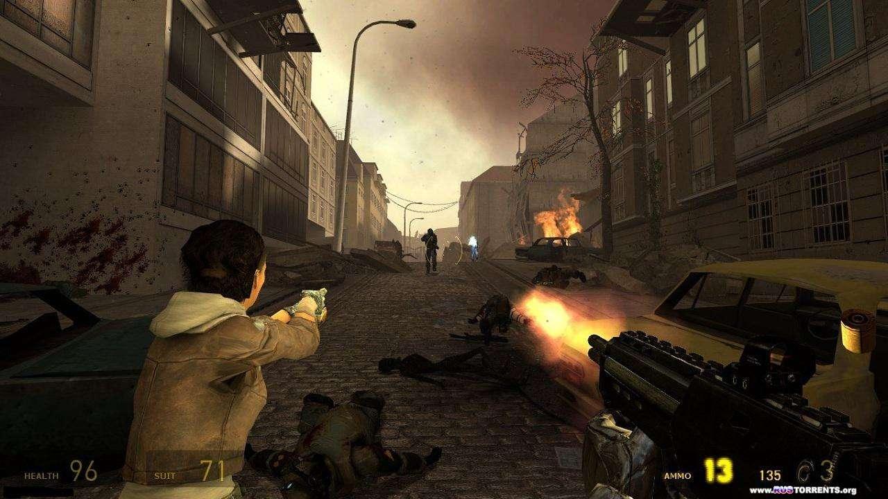 Half-Life 2: Золотое Издание (Lossless RePack)