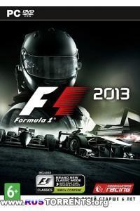 F1 2013. Classic Edition [v 1.0.0.6 + 3 DLC]   PC   RePack от Brick