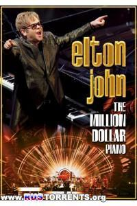 Elton John - The Million Dollar Piano | BDRip 1080p