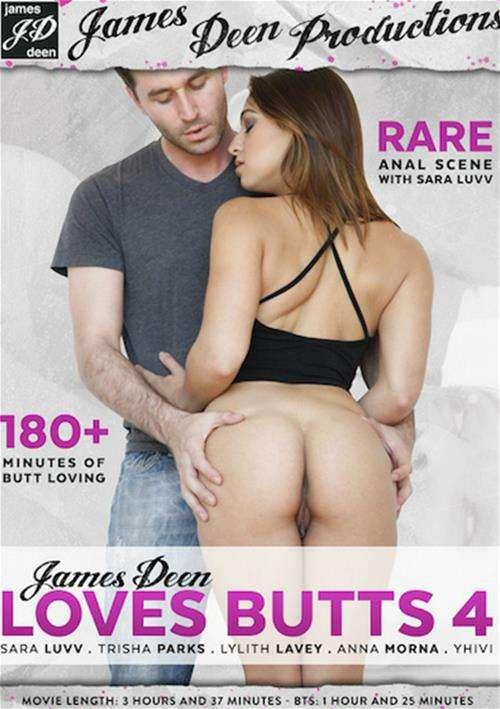 Любимые Попки James Deen 4 | James Deen Loves Butts 4