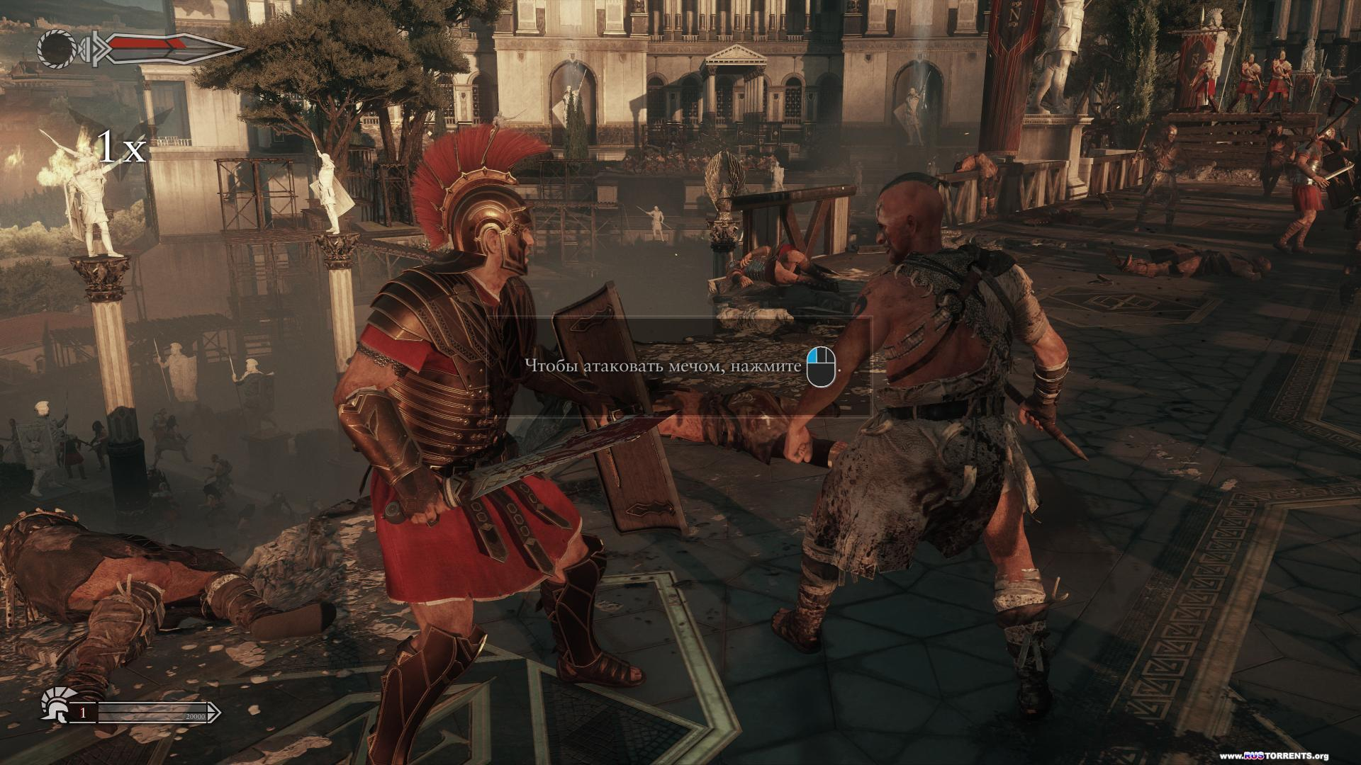 Ryse: Son of Rome | PC | RePack от R.G. Steamgames
