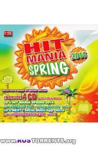 VA - Hit Mania Spring 2014 (4CD) | MP3