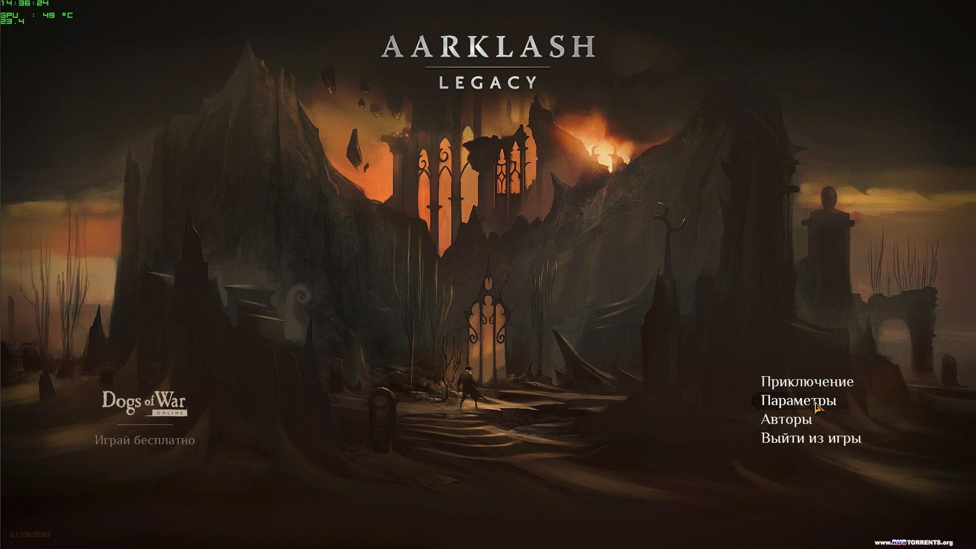 Aarklash: Legacy (v.0.1.136.20393) | PC