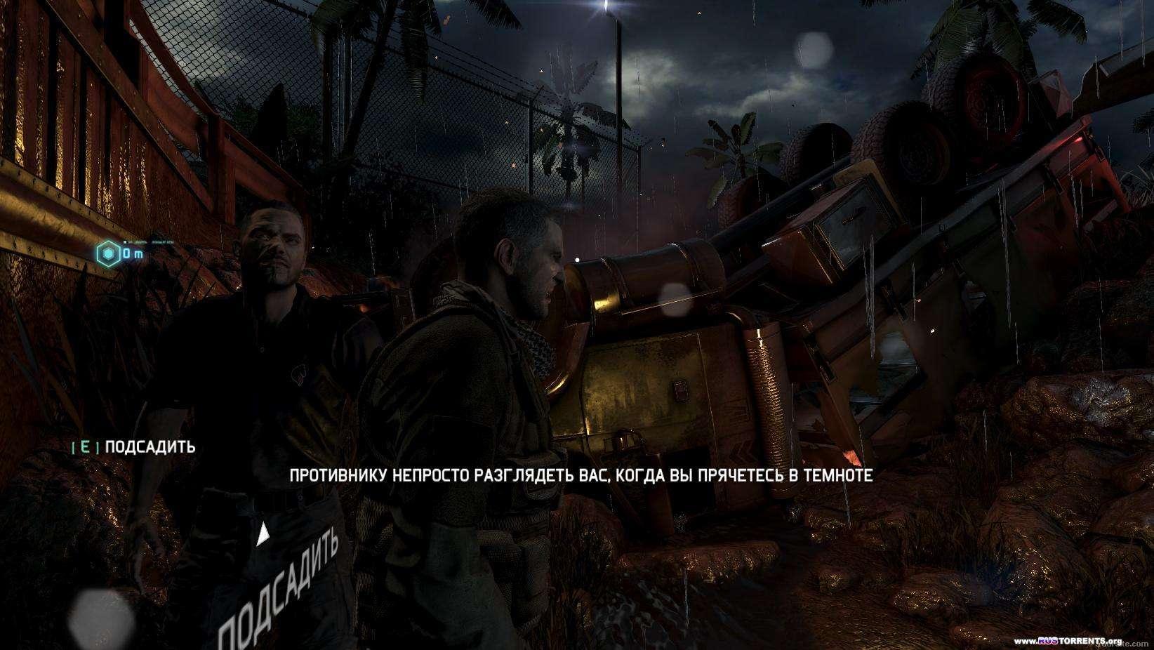 Tom Clancy's Splinter Cell: Blacklist [v1.1] | РС | Repack от R.G. Repackers