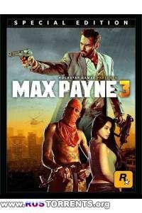 Max Payne 3 [Лицензия, RUS]