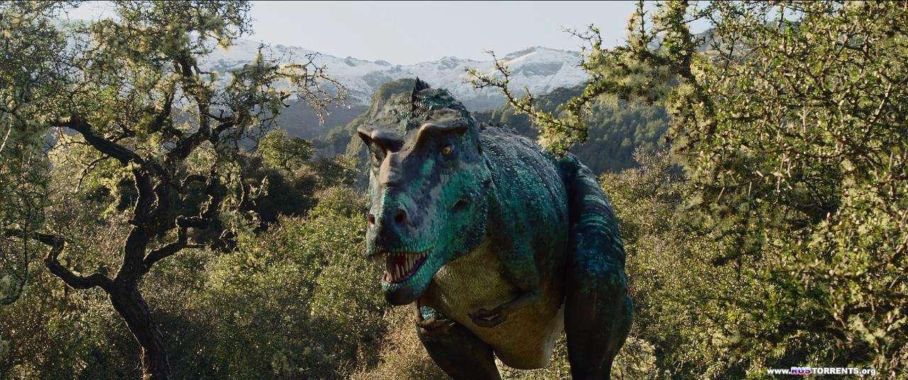 Прогулки с динозаврами | BDRip 720p | Лицензия
