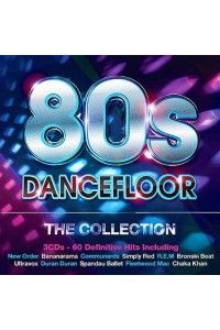 VA - 80s Dancefloor: The Collection (3CD) | MP3