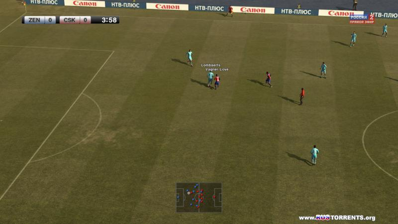 Pro Evolution Soccer 2011 ���������� ������� ����