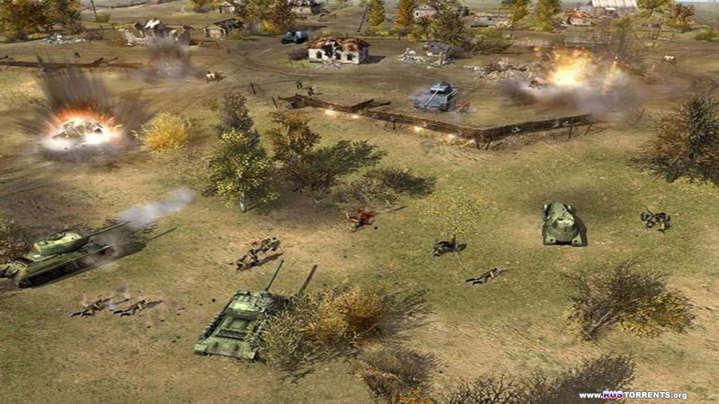Men of War: Collection (2009 - 2012) PC | Steam-Rip от R.G. GameWorks