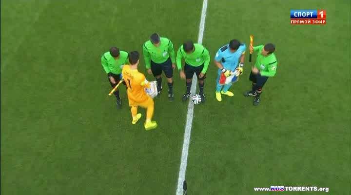 Футбол. Чемпионат Мира 2014. Группа Е. 1-й Тур. Франция - Гондурас | SATRip