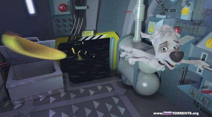 Белка и Стрелка: Лунные приключения | HDRip | Лицензия