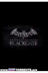Batman: Arkham Origins Blackgate - Deluxe Edition | PC | RePack от R.G. Механики