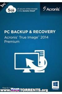 Acronis True Image 2014 Premium 17 Build 6614 RePack by KpoJIuK (Rus)