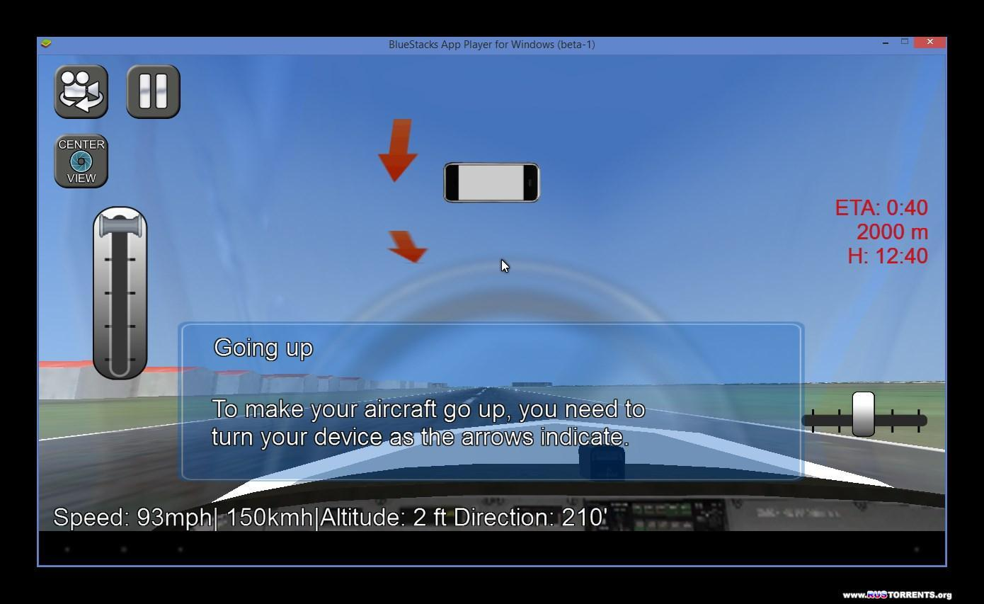 Boeing Flight Simulator 2014 v3.7 | Android