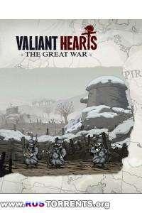 Valiant Hearts: The Great War | РС | RePack от XLASER