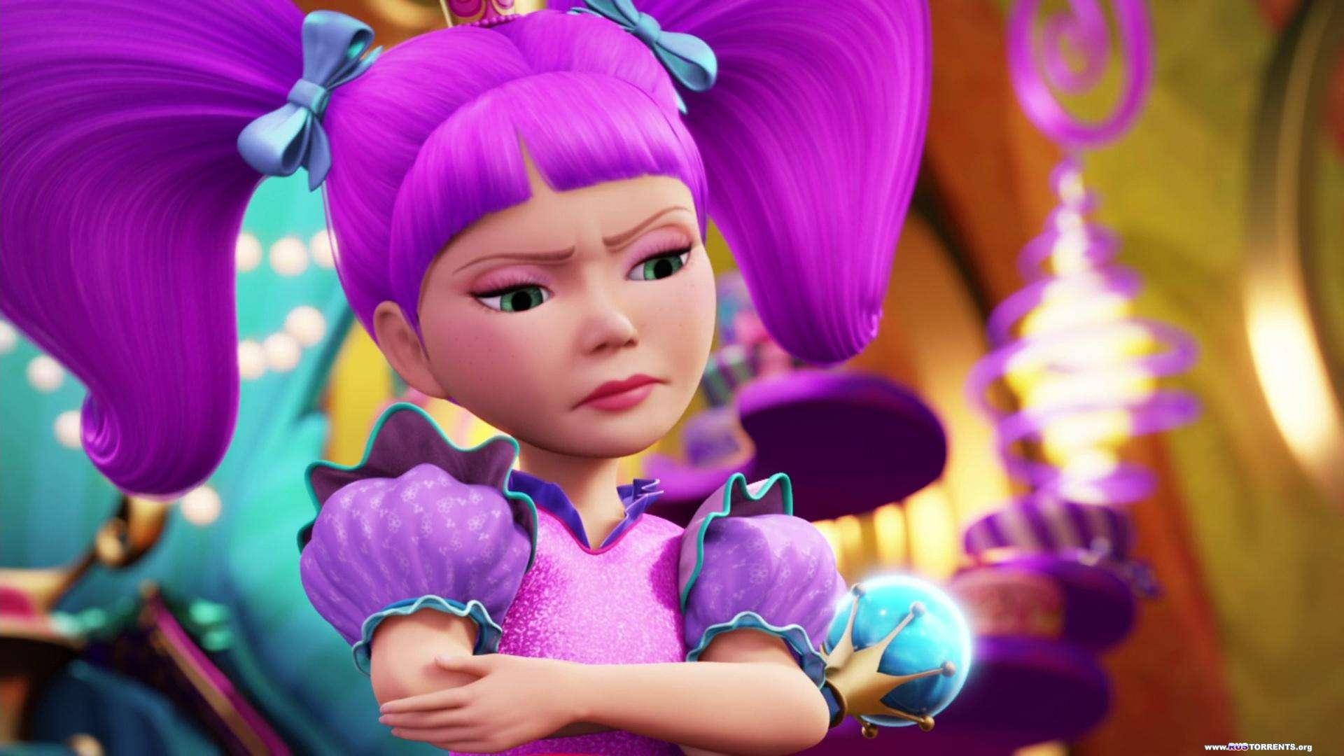 Барби и потайная дверь | BDRip 1080p | Лицензия