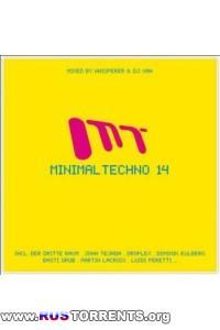 VA - Minimal Techno 14 (Mixed By Dj Van & Whisperer) (2 CD)