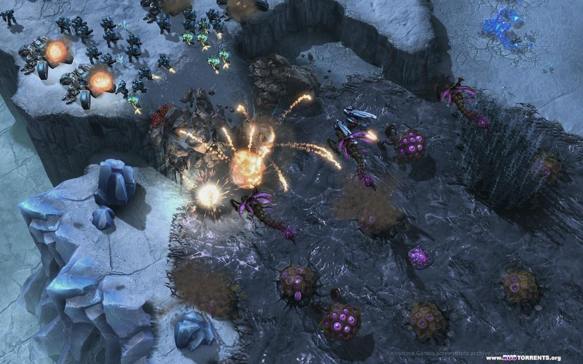 StarCraft 2: Heart of the Swarm | PC | RePack от =Чувак=