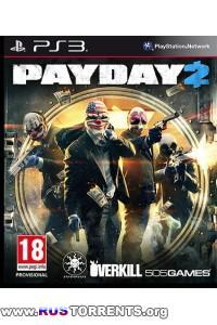 PayDay 2 | PS3 | Repack от R.G. Inferno