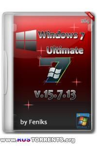 Windows 7 Ultimate x64 by Feniks v.15.7.13 RUS