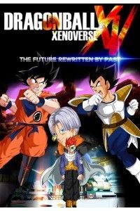 Dragon Ball: Xenoverse [v 1.07 + 5 DLC] | PC | RePack by Mizantrop1337