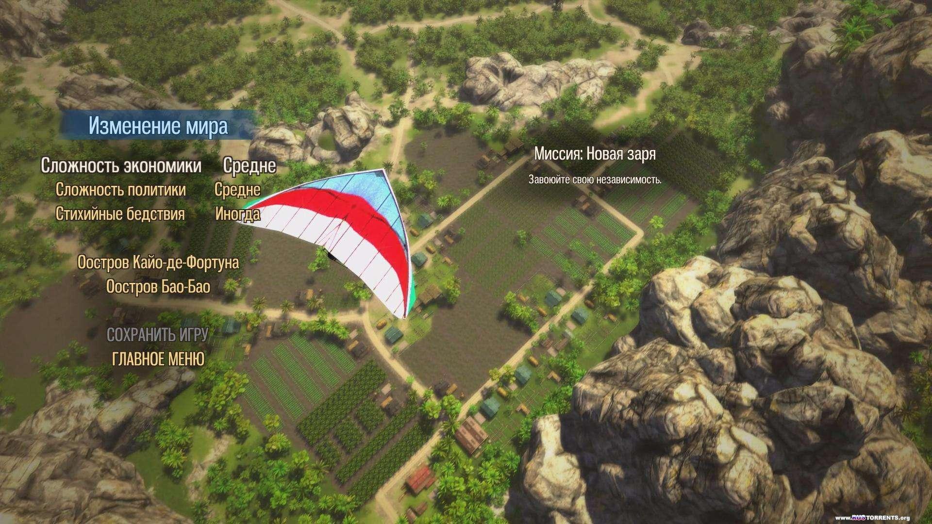 Tropico 5 [v 1.09 + 13 DLC] | PC | RePack от R.G. Steamgames