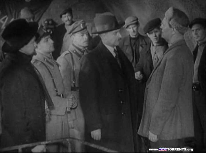 Ленин в Октябре | DVDRip | полная первоначальная режиссерская версия