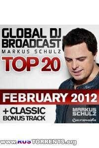 Markus Schulz - Global DJ Broadcast Top 20 February (25.02.2012)