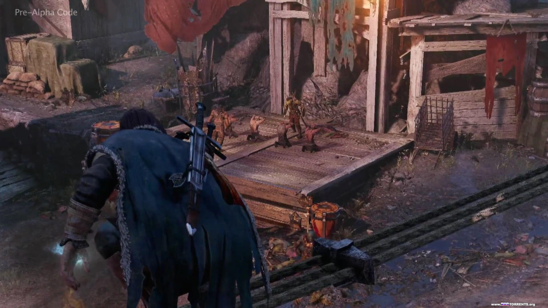 Middle-Earth: Shadow of Mordor - Game of the Year Edition [Update 8] (2014) PC   Steam-Rip �� R.G. Origins