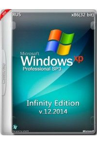 Windows XP Professional SP3 x86 Infinity Edition v.12.2014 RUS