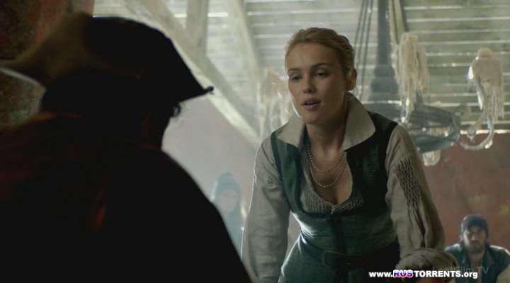 Чёрные Паруса [01 сезон: 01-08 серии из 08] | HDTVRip | LostFilm