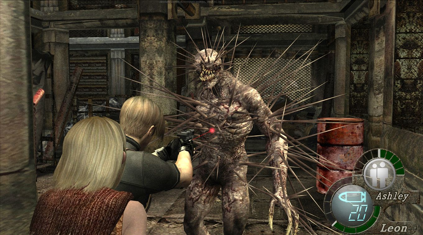 Resident Evil 4: Biohazard 4 Ultimate HD Edition [v 1.0.6] | PC | ��������