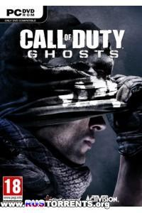 Call of Duty: Ghosts + 4 DLC | PC | RePack от =Чувак=