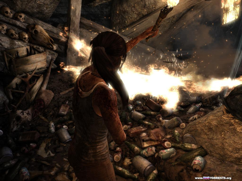 Tomb Raider: Survival Edition [v 1.00.716.5] | SteamRip от R.G. Игроманы
